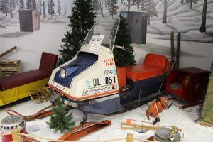 Evinrude skeeter snowmobile